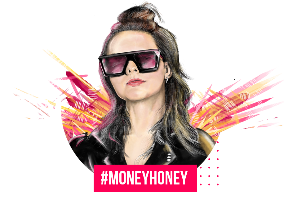 MoneyHoney Sketch